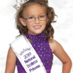 Lyons girl crowned at pageant