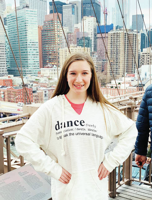 Reigning 2019 Wauseon Homecoming Queen Olivia Clark has been invited to return as a dancer in this year's Macy's Great American Marching Band on Thanksgiving Day, Nov. 28. Olivia will use her pageant prize money to help fund the trip to New York City, and hopes to fundraise the balance. A dancer since she was two years old, Olivia was one of only seven dancers to receive the honor in last year's parade. She has also danced at Disney World and with the Toledo Ballet.