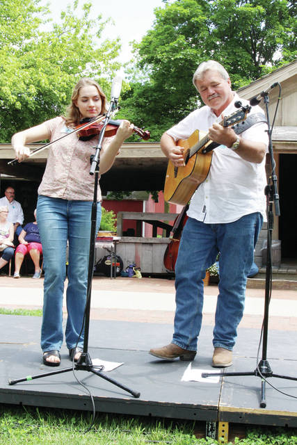 """Summer on the Farm,"" scheduled Saturday, July 13, at Sauder Village in Archbold, will include a fiddling contest."