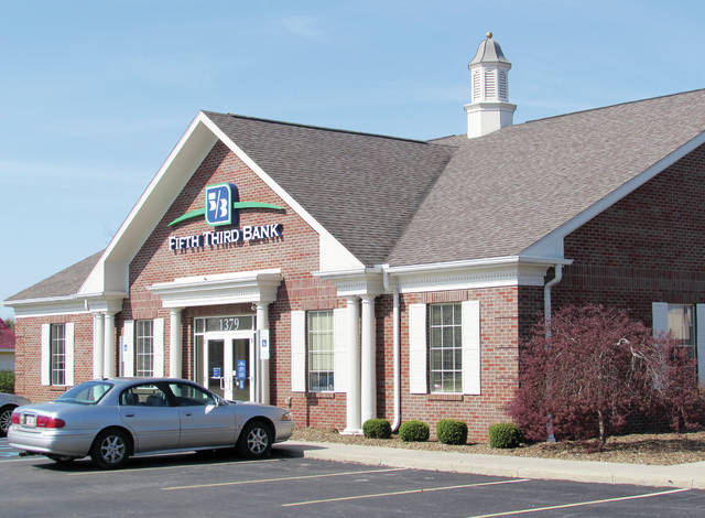 The Fifth Third Bank location on Shoop Avenue in Wauseon permanently closes Tuesday.