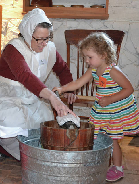 An old-fashioned Fourth of July will be celebrated at Sauder Village July 4-6.