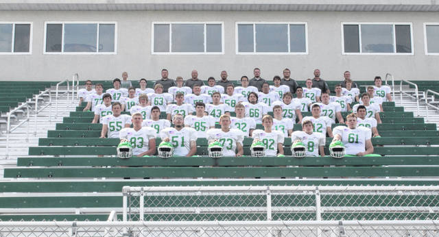 The 2019 Delta football team.
