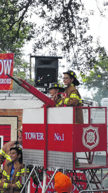 The Firefighter Show returns this year and is one of several free attractions.