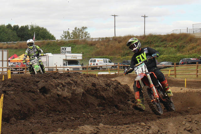 MX Express will bring motocross to the Fulton County Fair on Wednesday, Sept. 4.