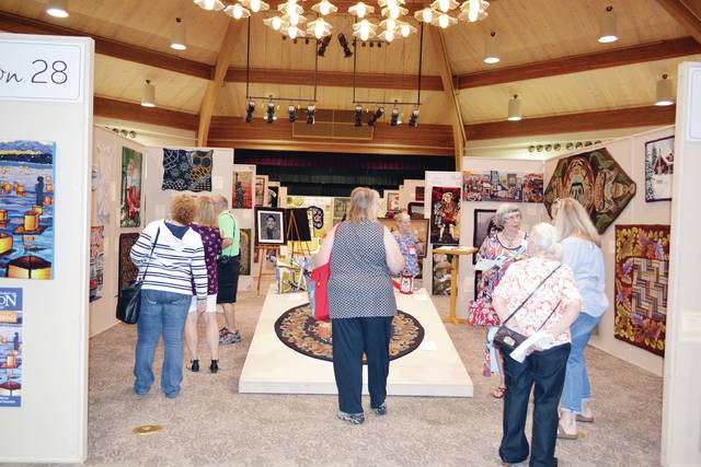 Sauder Village in Archbold will present its 23rd Annual Rug Hooking Event from Aug. 14-17.
