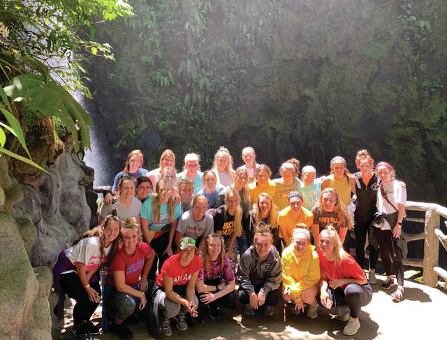 The Baldwin Wallace women's soccer team, including Wauseon graduate Jaydelin Vasvery, visited Costa Rica as part of the university's study abroad program.