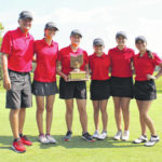 Wauseon girls take third at D-II golf sectional