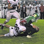 Indians roll Panthers in NWOAL football, 48-14