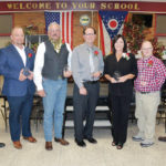 Six people honored on FCCC 'Wall of Fame'