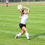 Dogs overwhelm Indians in NWOAL girls soccer, 9-2