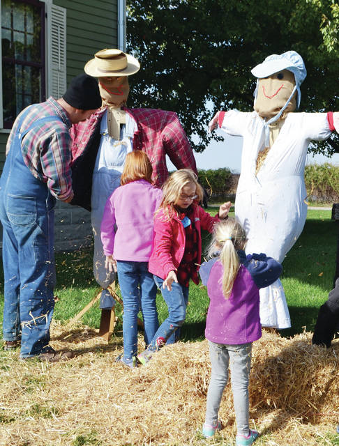 Fall on the Farm will be held Oct. 12 at Sauder Village in Archbold.