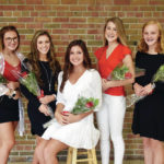 2019 WHS Homecoming Court