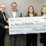 NSCC awarded by Foundation