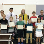 Students earn perfect scores