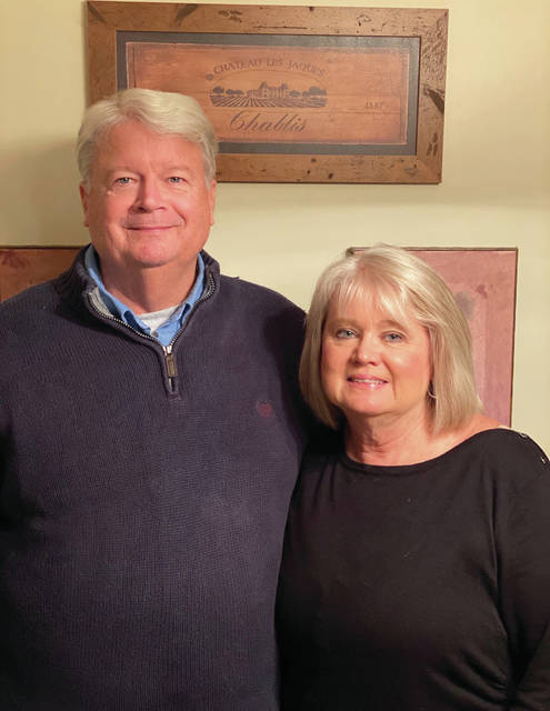 Jeff and Pat Pilliod were named grand marshals of the Christmas in Swanton parade.