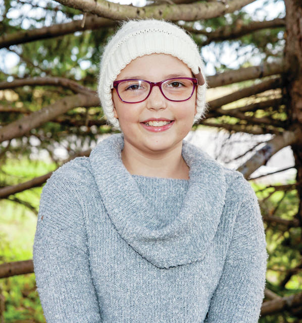 Sharon's 5th Cinderella Ball will benefit Leah Johnson, who is fighting leukemia.