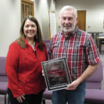 Townships opt out of fire service; Frey honored at meeting