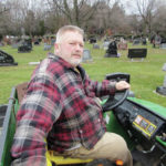 Wauseon cemetery super says job 'calling'