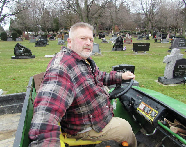 Longtime Wauseon Union Cemetery supervisor Scott Stiriz will retire Dec. 28.