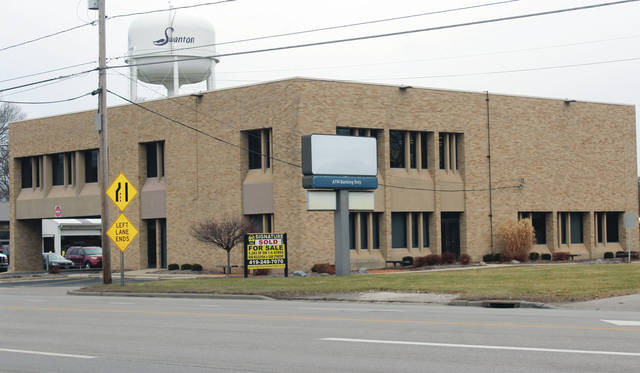The former PNC Bank building on W. Airport Highway will now house Soaring Software Solutions.