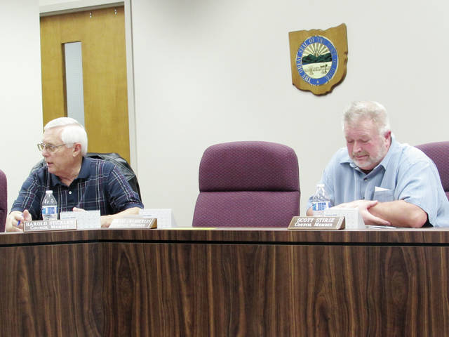 Councilor Shane Chamberlin's absence from Monday's Wauseon City Council meeting caused a conundrum for other members.