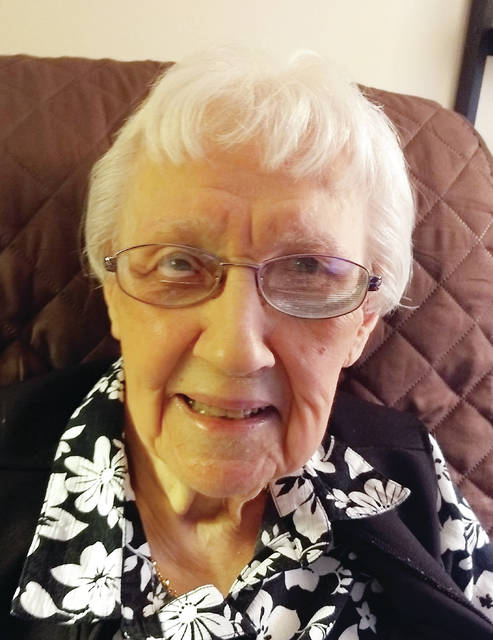 Gladys Borton, who celebrates her 100th birthday on Saturday, Feb. 8, will be honored that day at an Open House celebration at the Fulton Manor Activities Center, 2-4 p.m., 723 S. Shoop Ave., Wauseon. The public is invited to wish her well.