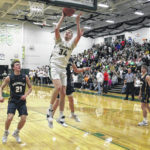Evergreen downs Archbold to claim share of NWOAL title