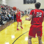 Indians hold off Birds, 50-43