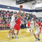 Tournament draws announced for boys hoops