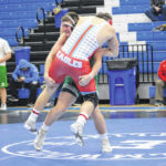 Panthers ousted by Eagles at regional duals