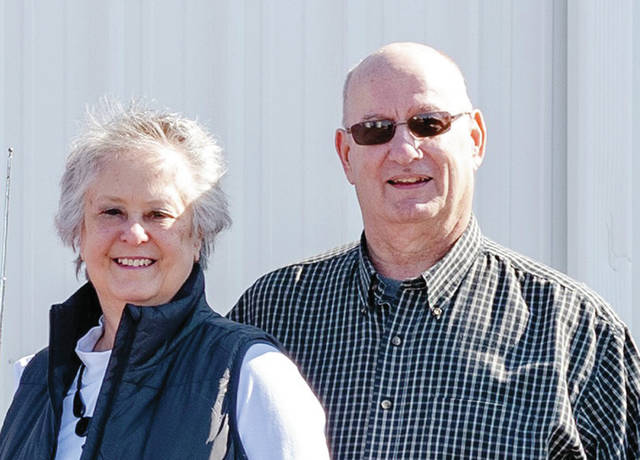 Kathleen and Dave Grieser
