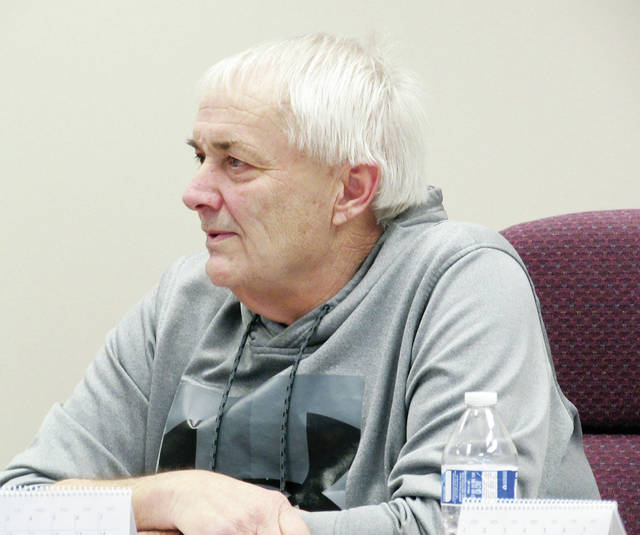 Wauseon City Council member Jeff Stiriz on Monday questioned why Law Director Tom McWatters III is costing the city additional monies by attending committee meetings.