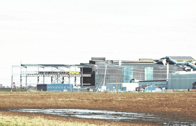 Work continues on a $700 million addition to North Star BlueScope Steel in Delta. The addition to the steel plant's 593,360 square foot building is expected to be operational by late 2021, and is expected to add 90 permanent full-time positions. The project will add a furnace and slab caster to the plant, and will result in the additional production of 950,000 metric tons of steel, a 40% increase.