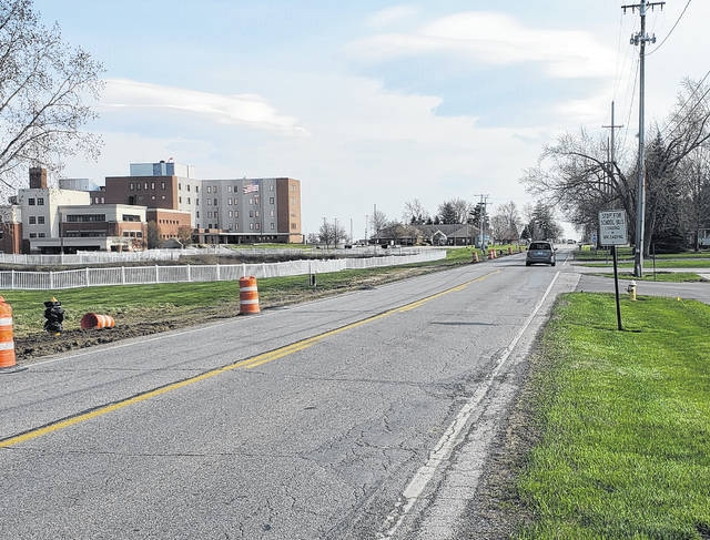 The remainder of Shoop Avenue will be resurfaced in Wauseon this year.