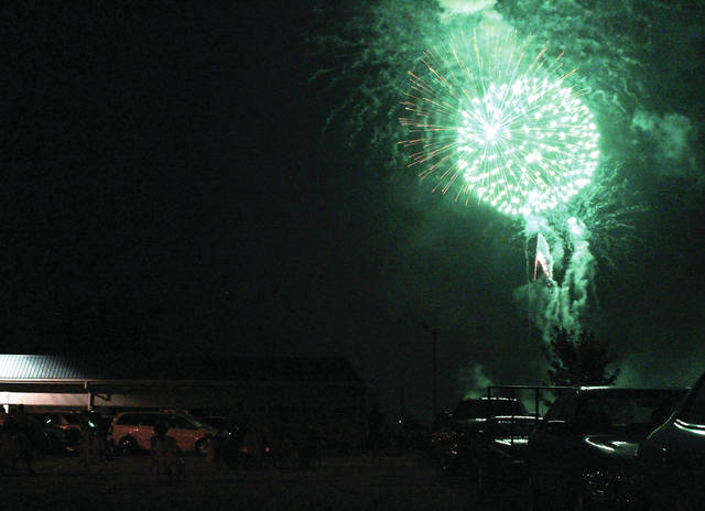 Wauseon's Fourth of July fireworks are currently still scheduled but COVID-19 restrictions could impact how they are held.