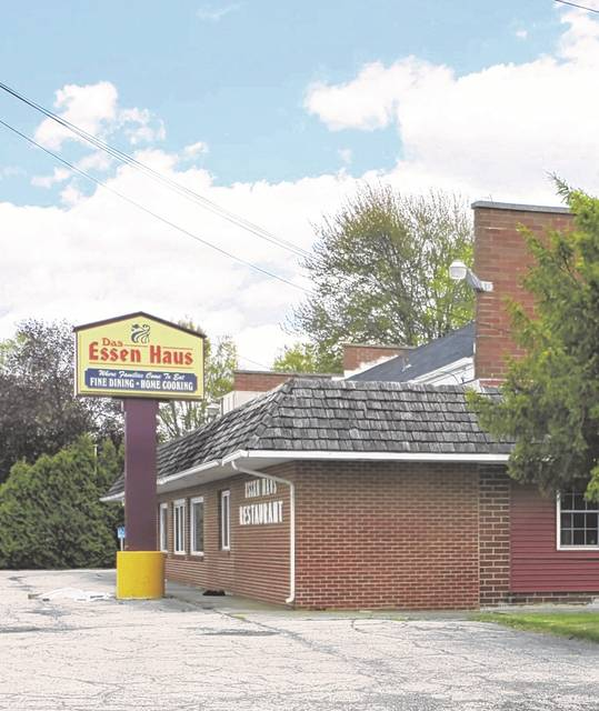 Das Essen Haus restaurant in Pettisville has new owners, as Brandon and Becky Rhodes recently purchased it from Carlos and Rachel Tobar.