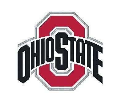 the new spirit mark (logo) for athletics at Ohio State University Slug - OSU Credit: Ohio State University.
