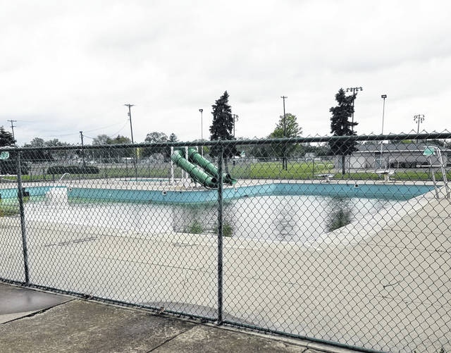 The swimming pool in Delta will not open to the public this summer due to the COVID-19 pandemic.