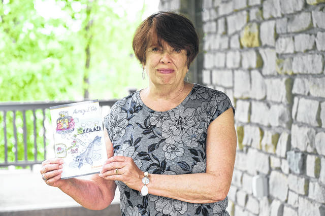 Sharon Moor has published her first book.