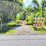 Paving project underway on Wabash Cannonball Trail