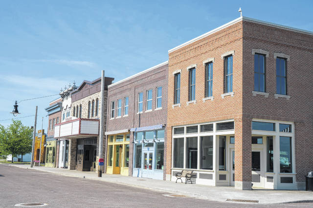 Sauder Village in Archbold is opening the final phase of its 1920s Main Street exhibit on Aug. 15.