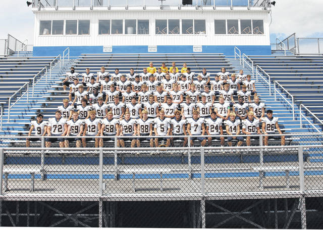 The 2020 Archbold football team.
