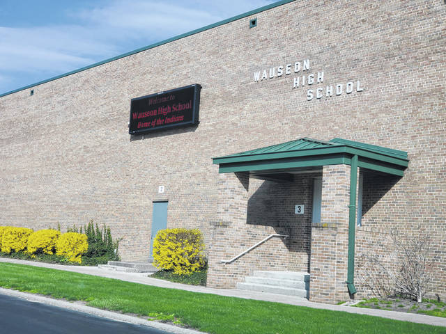 Students returned to Wauseon High School on a staggered start beginning Monday with all four grades in the building starting on Thursday.
