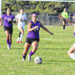 Second half surge propels Dogs over Panthers in NWOAL girls soccer