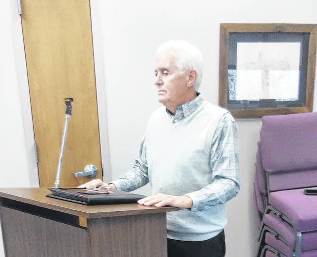Clinton Township Trustee Ivan Hite told Wauseon City Council on Monday both Clinton and Dover townships are proposing creating their own EMS district.