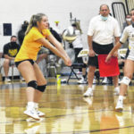 Archbold sweeps Swanton to take control of league race