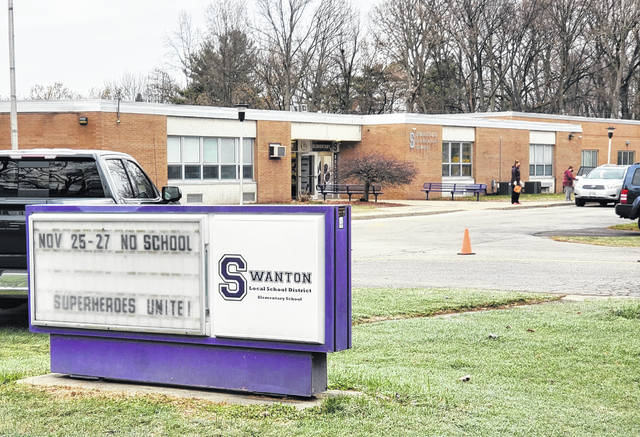 Swanton Elementary School is among the Fulton County schools that would no longer be on a potential school voucher list if Senate Bill 89 earns final approval.