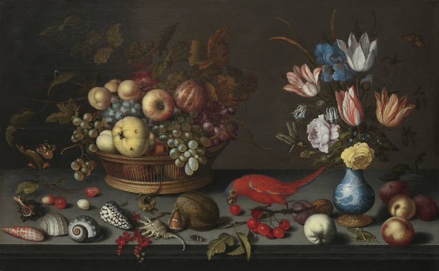 Fruit, Flowers, and Shells.