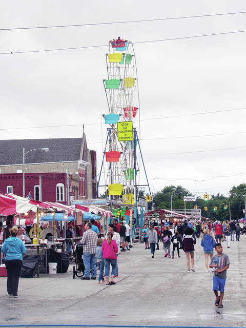 The Wauseon Homecoming is scheduled to return July 22-24, although COVID-19 restrictions may still apply.