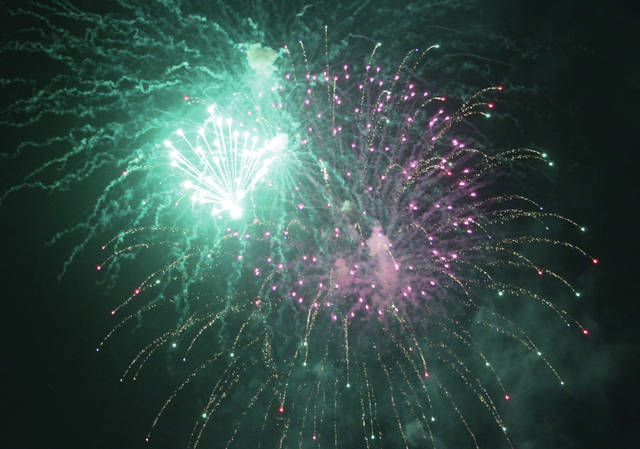 Fourth of July fireworks will again light up the sky in Wauseon.
